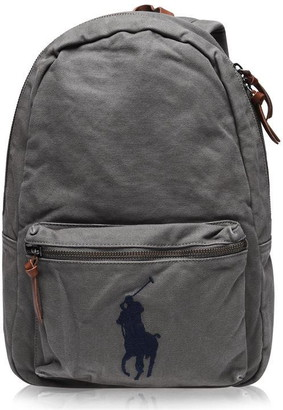 Polo Ralph Lauren Canvas Backpack