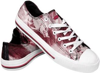 Women's Arkansas Razorbacks Tie-Dye Canvas Shoe
