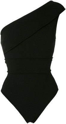 Haight One Shoulder One-Piece