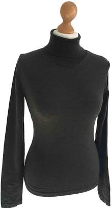 HUGO BOSS Green Wool Knitwear for Women