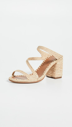 Carrie Forbes Salah Heeled Mules