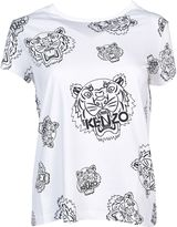 Kenzo All Over Tiger T-shirt