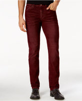 Joe's Jeans Men's Colors the Brixton Straight-fit Corduroy Pants