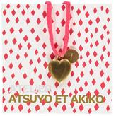Atsuyo et Akiko Sale - Love Heart Necklace