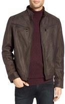 Michael Kors Men's Washed Leather Jacket