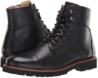Samuel Hubbard Uptown Maverick (Black) Men's Boots