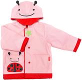Skip Hop Ladybug Zoo Raincoat - Toddler & Girls