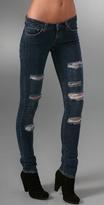 Jet Jeans Thrashed Skinny Jeans