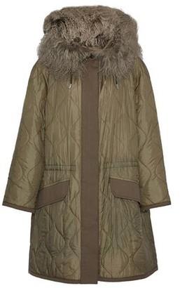 Yves Salomon Synthetic Down Jacket