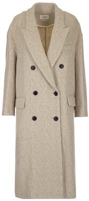Etoile Isabel Marant Double Breasted Coat