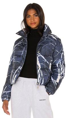 Nubyen Cropped Puffer Jacket
