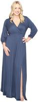 Rachel Pally Plus Size Armand Dress White Label