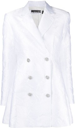 Rotate by Birger Christensen Fonda blazer dress