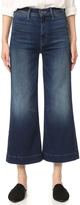 Mother Swooner Roller Crop Jeans