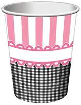 8ct Baby Shower Pink Cups