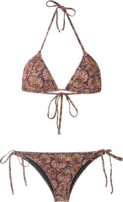 Isolda Borakay tie bikini set