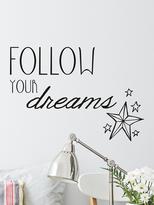 Follow Your Dreams Wall Art
