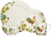 Pfaltzgraff Rooster Meadow 16-pc. Dinnerware Set