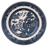 Johnson Bros. Willow Blue Bread & Butter Plate, 6, Blue by