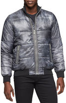 Calvin Klein Jeans Metallic Quilted Jacket