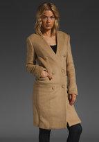 American Retro Briana Shearling/Fur Coat