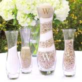 Cathy's Concepts Cathys concepts 5-piece Personalized Sand Ceremony Unity Set