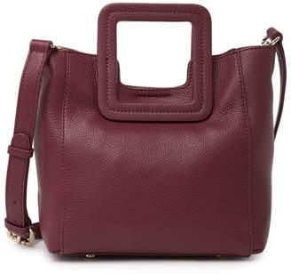 TMRW STUDIO Tony Leather Mini Satchel Bag