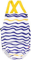 Rykiel Enfant - striped swimsuit - kids - Cotton - 18 mth