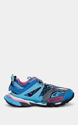 Balenciaga Men's Track Sneakers - Blue