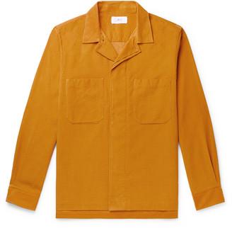 Mr P. Cotton-Corduroy Overshirt