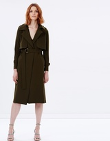 Rebecca Vallance Billie Relaxed Trench