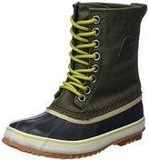 Sorel Women's 1964 Premium CVS Boot, Peatmoss/Black, 10.5 M US