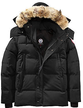 611785d1cb Goose Down Jacket Men - ShopStyle