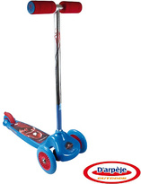 Spiderman Flex Tri Scooter