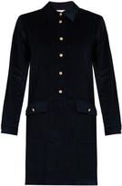 A.P.C. Agnès button-down corduroy dress