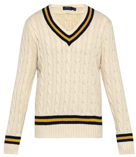 ffe28a101 Polo Ralph Lauren Mens Cable Knit - ShopStyle