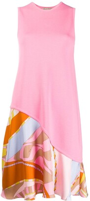 Emilio Pucci Sleeveless Flared Dress