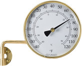 Rejuvenation Round Outdoor Thermometer