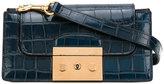 Mulberry croc finish 'Pembroke' shoulder bag - women - Leather - One Size