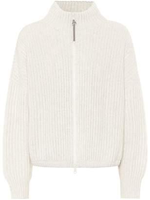 Brunello Cucinelli Cashmere-blend jacket