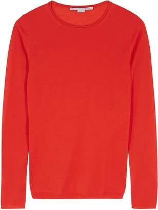 Stella McCartney Red Wool Jumper