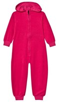 The BRAND Pink Jogger Onesie