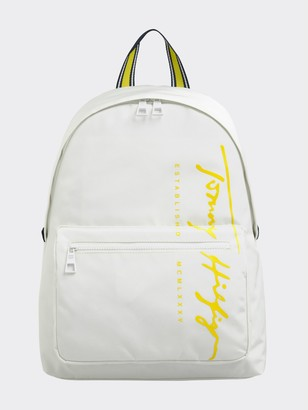Tommy Hilfiger Recycled Logo Backpack