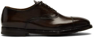 Officine Creative Brown Herve 002 Derbys