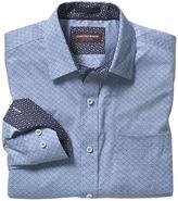 Johnston & Murphy Foulard Print Shirt