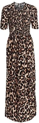Baum und Pferdgarten Romance & Rituals Adamaris Leopard-Print Dress
