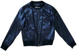 Drykorn Blue Jacket for Women