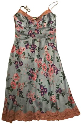 Tracy Reese Blue Silk Dress for Women