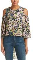 BCBGMAXAZRIA Skipper Top.