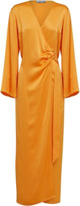 Anna Quan Venice Long Sleeve Wrap Dress
